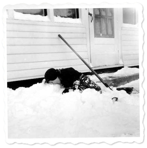 I loved snow days!