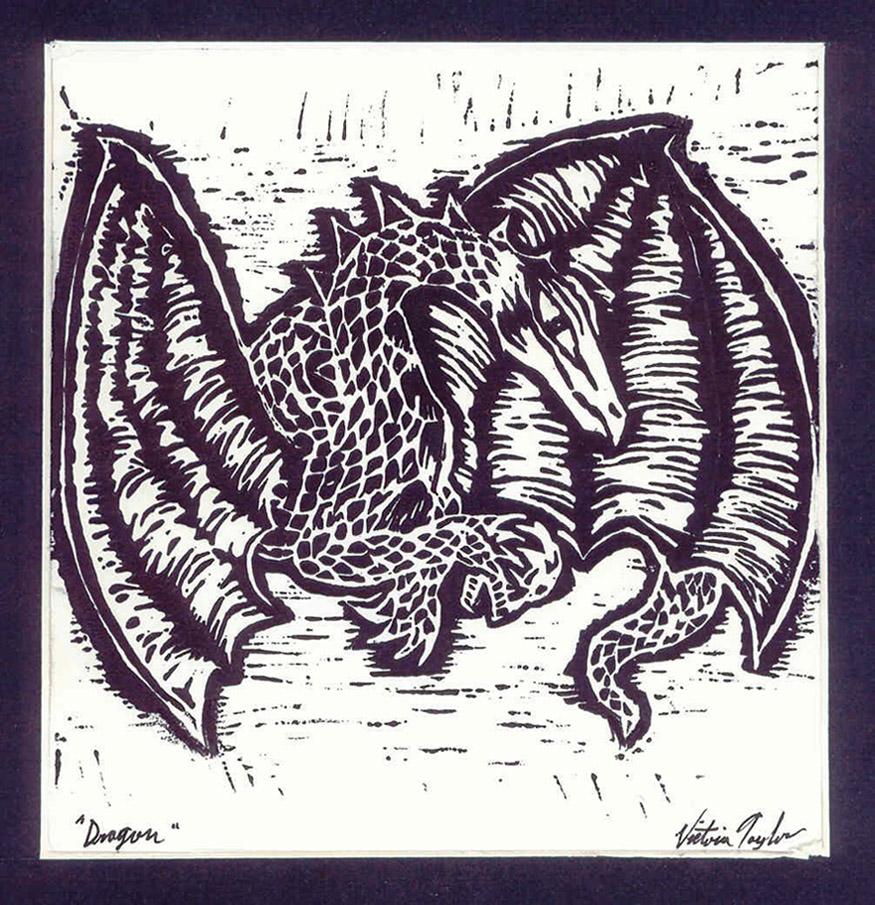 Victoria Taylor_dragonprint